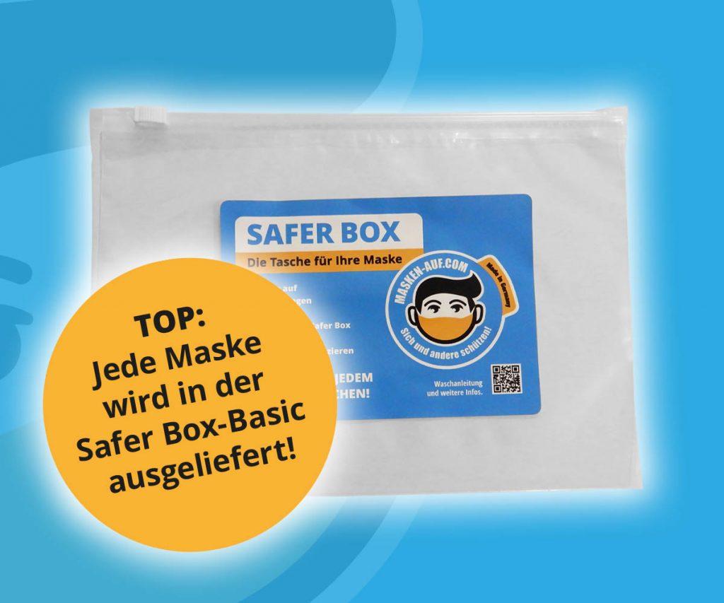 Safer-Box basic von masken-auf