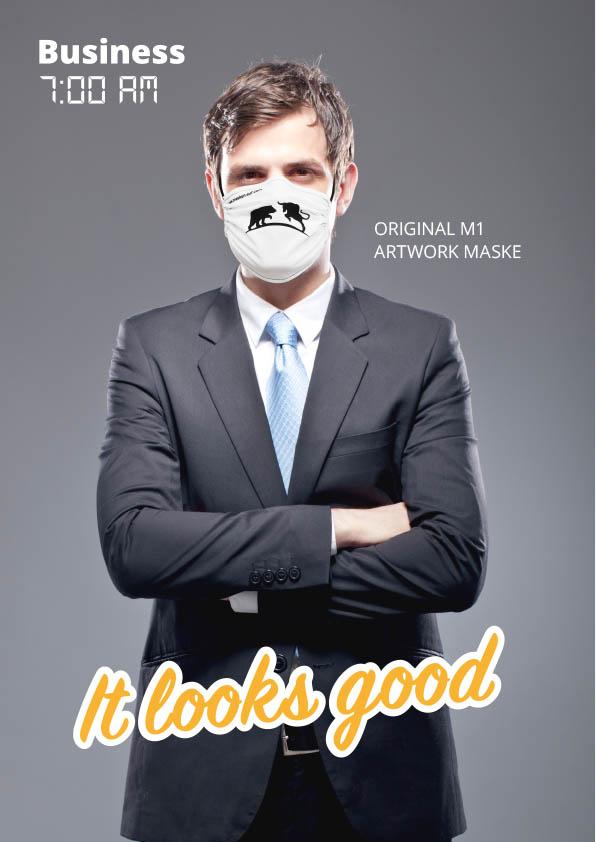 masken-auf Businessmasken