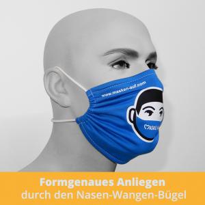 masken-auf - One size fits all 3